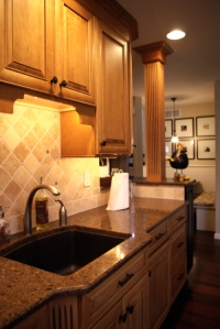 remodeled kitchen - After
