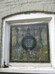 Lancaster city stained glass window restoration